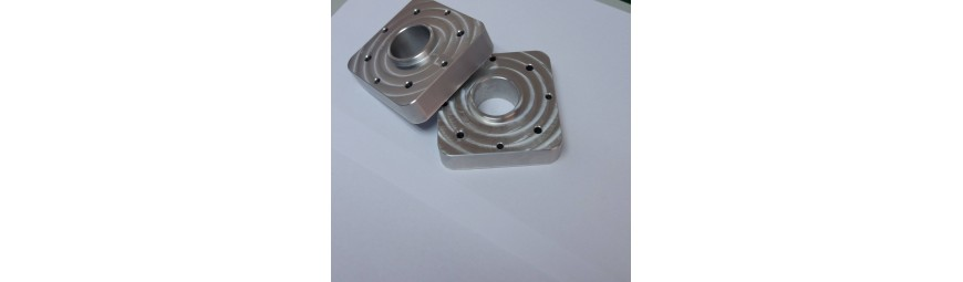 ABS CNC Machining Parts