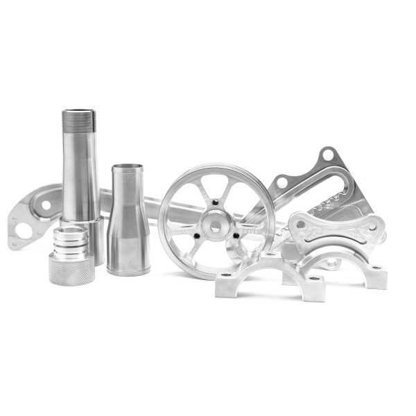 OEM&ODM Precision Highly Aluminum Metal Plate Housing CNC Machining Parts