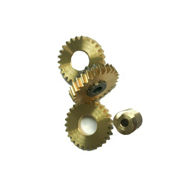 OEM&ODM Precision Highly Aluminum gears parts and cnc machining parts