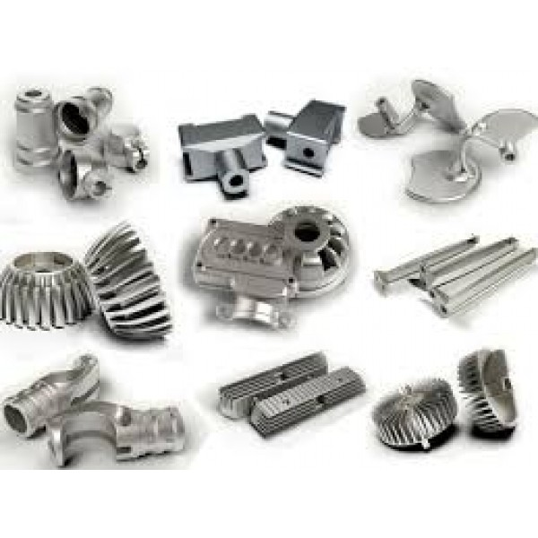 Customized Die Casting metal processing aluminum alloy precision machinery parts manufacturers