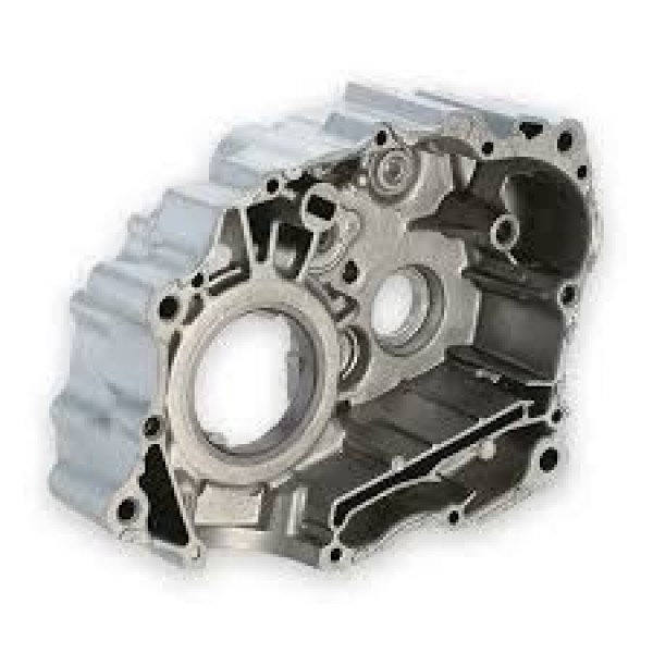 Precision Custom Smooth Aluminum Die Casting Parts for Machinery
