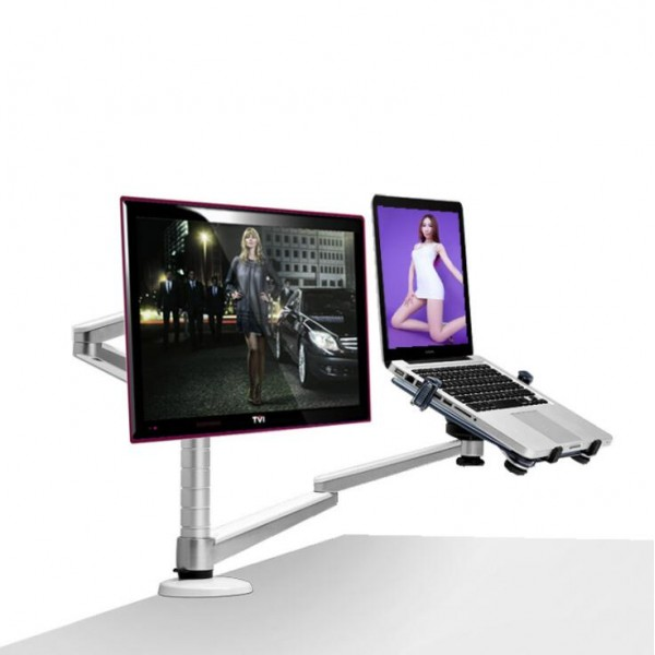 Laptop Stand Computer arm holder Monitor...