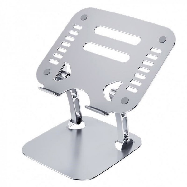 Amazon Hot selling portable laptop stand foldable  cooling rotation  aluminum alloy laptop stand