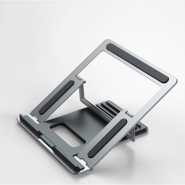 New Portable Foldable Metal Computer Stand Notebook Holder Aluminum Laptop Stand Adjustable
