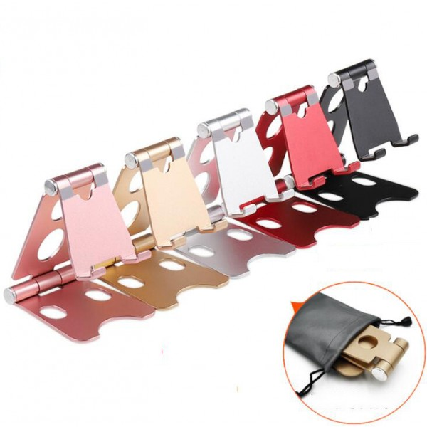 Foldable Desktop Cellphone Stand Holder for Your Mobile Phone