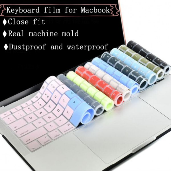 Suitable for MacBookAir Apple notebook keyboard film 13pro computer protective film keyboard sticker tpu can be customized